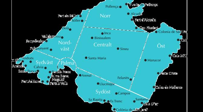 Karta indelning transparent